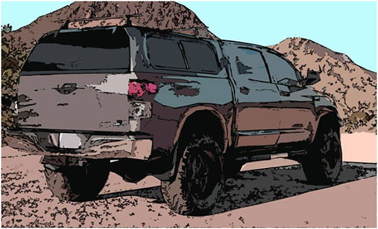 Tips on Buying a Used Camper Shell for your Tundra
