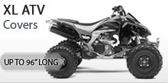 ATV Up To 96 Inches Long