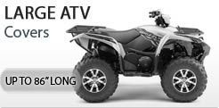ATV Covers Up To 86 Inches Long
