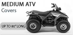 ATV Covers Up To 80 Inches Long