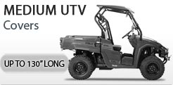 UTV Covers Up To 130 Inches Long