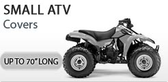 ATV Covers Up To 70 Inches Long