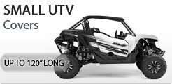 UTV Covers Up To 120 Inches Long