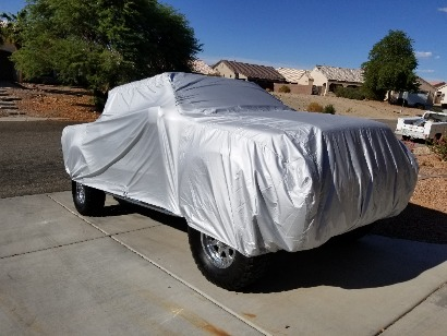 custom fit car cover