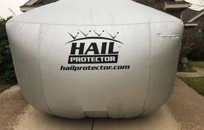 hail car cover