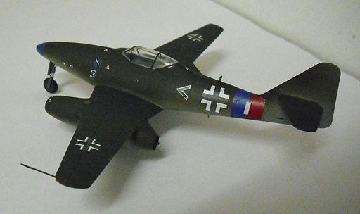 Messerschmitt Me 262 model