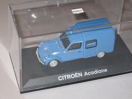 Norev model car acadiane