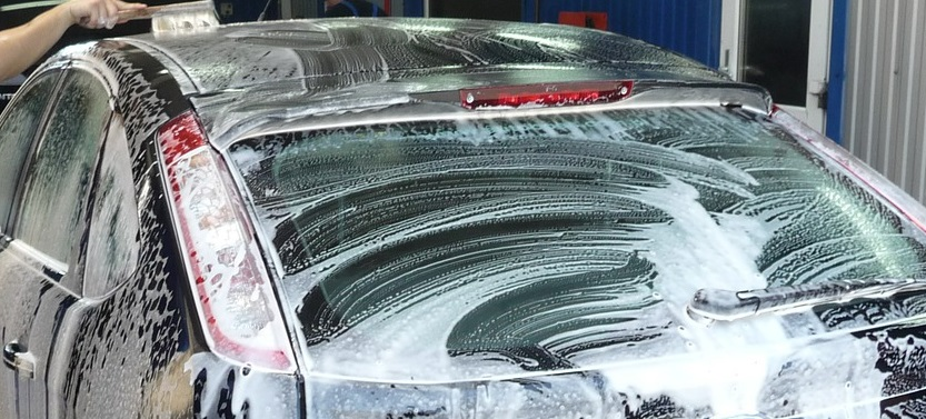 Car Cover Wax Prep