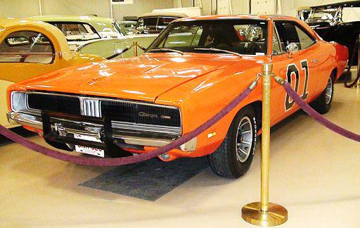 General Lee from the Dukes of Hazzard