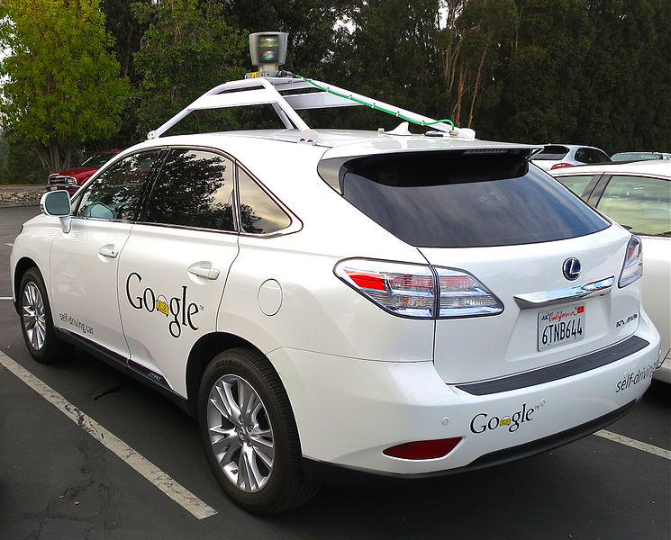 Googles RX450H American's Would rather Buy A Car From Google Than GM