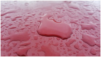 Rain on Car without a cover