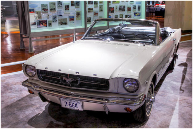 The Mustang Name