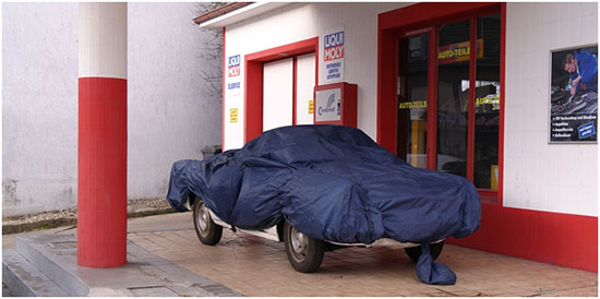 Outdoor Car Protection - Prep Your car for Storage