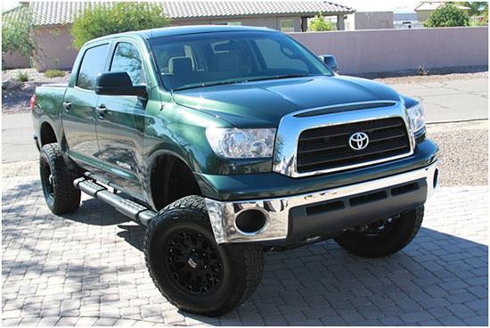 Toyota Tundra FAQ's