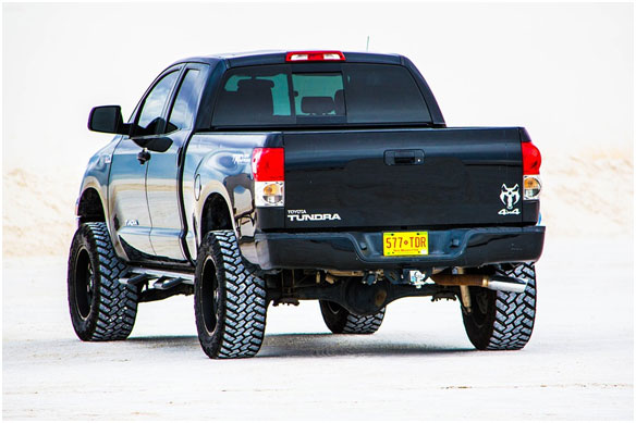 Toyota, Tundra, Pickup, Desert