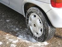 Wash Tires Hubcaps