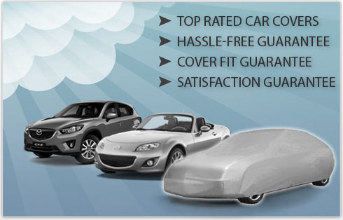 Mazda Miata Mx 5 Car Covers | Guaranteed Fit On Your Mazda