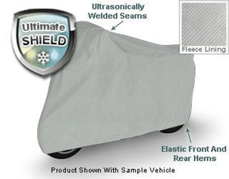 Ultimate Shield Motorcycle Cover