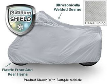 Platinum Shield Motorcycle Cover