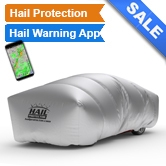 Hail Protector Car Cover