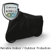 Deluxe Shield Motorcycle Cover