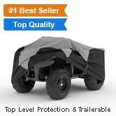 Weatherproof MAX Shield ATV Cover (Trailerable)