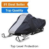 Weatherproof Shield Snowmobile Cover (Trailerable)