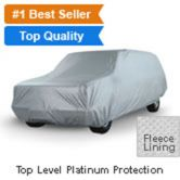 Platinum Shield Truck Cover With Camper Shell
