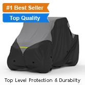 Weatherproof MAX Shield UTV Cover