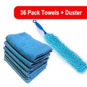 Platinum Dusting Kit Plus
