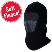 Windproof Soft Fleece Mask