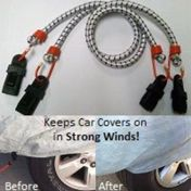 Gust Strap Wind Protector