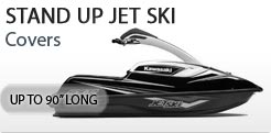 Stand Up Personal Watercraft Covers