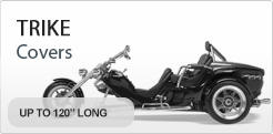 Large Trike Motorcycle Covers