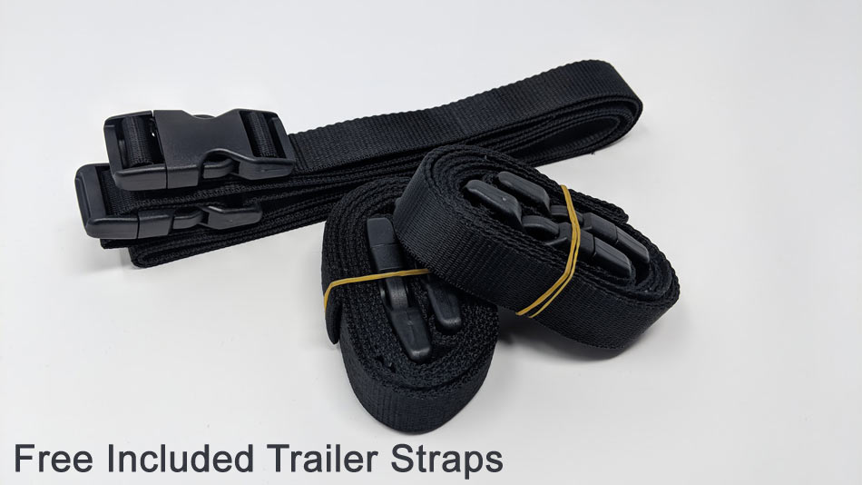 jet ski cover trailer straps