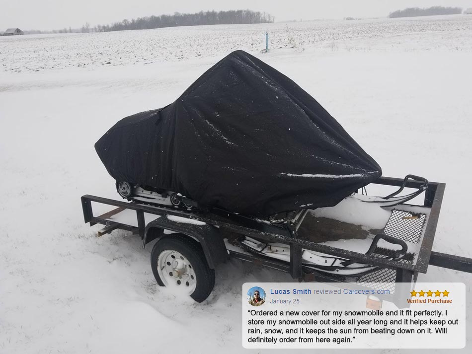 Standard Snow mobile Cover