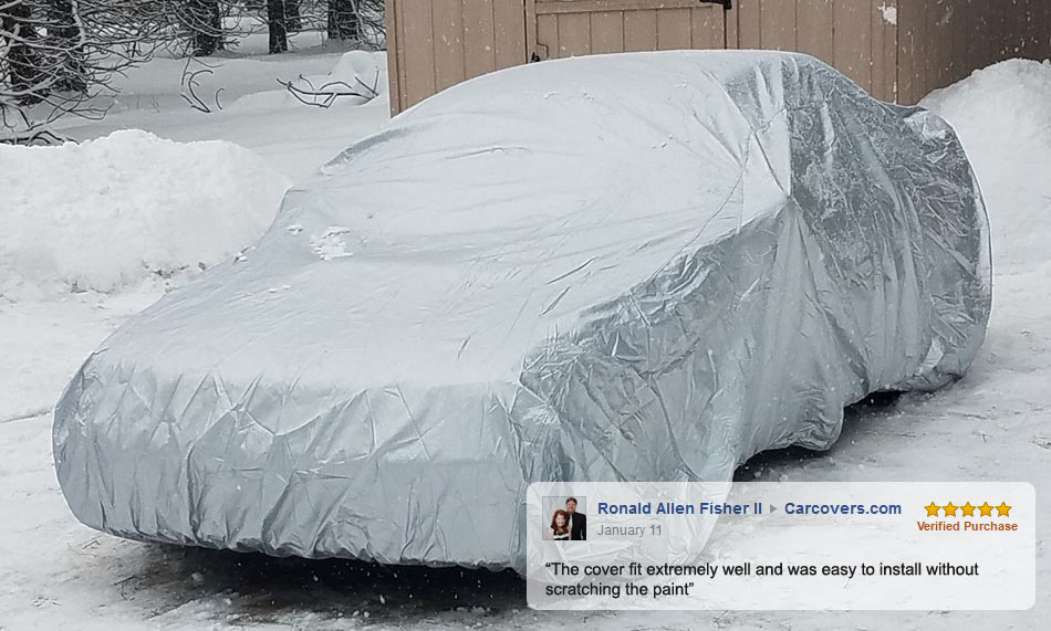 Winter Car Cover >> Platinum Shield Car Cover For Car