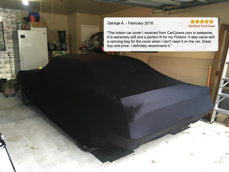 Satin Shield Car Cover