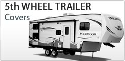 Fifth Wheel Trailer RV Covers
