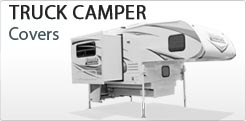 Truck Camper RV Covers