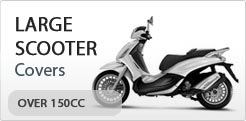 Scooter Cover For Large Scooter Over 150CC