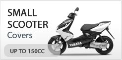 Scooter Cover For Small Scooter Up To 150CC