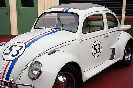 Herbie Volkswagon Beetle